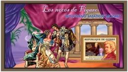 Guinea 2006 MNH -  W.A.Mozart -  La Flute Enchantee - YT 329, Mi 4280/BL986 - Guinea (1958-...)