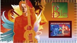 Guinea 2006 MNH -  The Beatles - YT 356, Mi 4304/BL998 - Guinée (1958-...)