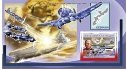 Guinea 2006 MNH - Bataille Du Pacifique (Yamamoto) - YT 400, Mi 4506/BL1092 - Guinea (1958-...)