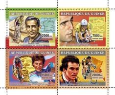 Guinea 2006 MNH - Cyclisme - YT 2819-2822, Mi 4465-4468 - Guinea (1958-...)