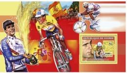 Guinea 2006 MNH - Cyclisme - Miguel Indurain - YT 424, Mi 4574/BL1080 - Guinea (1958-...)