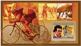 Guinea 2006 MNH - Cyclisme - Bernard Hinault - YT 426, Mi 4576/BL1082 - Guinea (1958-...)