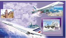 Guinea 2006 MNH - Concorde - Tour Du Monde (Sydney - Australie) - YT 448, Mi 4518/BL1104 - Guinea (1958-...)