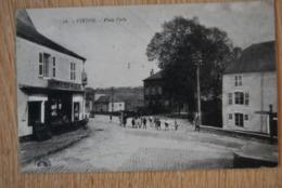 """1841/ VIRTON- Place Verte """"Au Vrai Bon Marché"""" - Virton"""