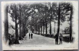 CPA 22 DINAN - Promenade Des Petits Fossés  - ND 54 Précurseur-  Réf. C 54 - Dinan