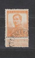 COB 116 Oblitération Centrale ETTERBEEK - 1912 Pellens