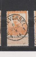 COB 116 Oblitération Centrale RIJKEVORSEL 1 - 1912 Pellens