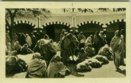 LIBIA / LIBYA  - Suq Al-Jum'a / SUL EL GIUMA - MERCATO DELLA LANA - EDIT ISTITUTO COLONIALE FASCISTA - 1930s (BG4504) - Libya