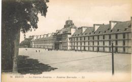 AK Brest, La Caserne Fautras, Barracks - Brest