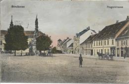 1921 - STOCKERAU, 2 Scan - Korneuburg