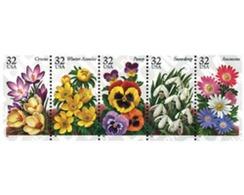 Ref. 2057 * MNH * - UNITED STATES. 1996. GARDEN FLOWERS . FLORES DE JARDIN - Unused Stamps