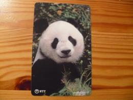 Phonecard Japan 231-400 Panda - Japon