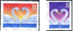 Ref. 209101 * MNH * - UNITED STATES. 1997. SWANS . CISNES - Nuovi