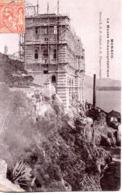 MONACO MONTE CARLO RIVIERA CONSTRUCION PALAIS OCEANOGRAPHIQUE - Ozeanographisches Museum