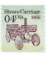 Ref. 40738 * MNH * - UNITED STATES. 1991. BASIC SET . SERIE BASICA - Automobili