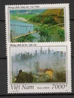 Vietnam - 1997 - N°Yv. 1683 à 1685 - Paysages - Neuf Luxe ** / MNH / Postfrisch - Vietnam