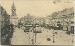FRANCE - FELDPOST - DOUAI - Place D'Armes 1916 - Douai
