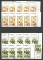 10x ROMANIA - MNH - Europa-CEPT - Birds - 1999 - Europa-CEPT