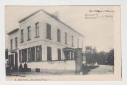 Sint-Gilles-Waas  Brouwerij Brasserie A Soinne  Edit P Dardenne - Sint-Gillis-Waas