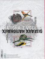 2019 Belgien Mi. Bl. 239 ** MNH Europa – Einheimische Vögel. - 2019