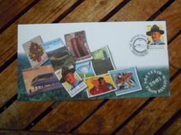 OCB Nr 3633 Baden Powell Scouts Scouting Kaart Carte Essen - Belgium