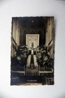 Eeklo  FOTOKAART Van De Kerk Der Paters Minderbroeders  Zevende Eeuwfeest Van Fransiscus   October 1926 - Eeklo
