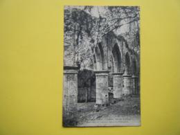 CERISY BELLE ETOILE. Les Ruines De L'Ancienne Abbaye Des Prémontrés. - France