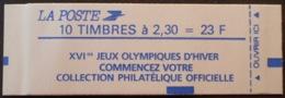 R1615/1298 - TYPE MARIANNE De BRIAT - CARNET NEUF** Fermé - N°2614-C10 - Carnets