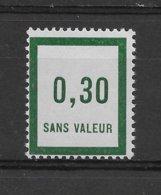 Fictif N° 9 De 1932 ** TTBE - Cote Y&T 2019 De 6 € - Phantomausgaben