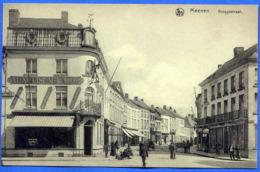 """MEENEN, Bruggestraat """"Aux C'Ciseaux D'Or, Maison D'édition: Nels, Jules Deleu-Loncke, Drukker-uitgever, Meenen - Menen"""