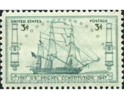Ref. 310900 * MNH * - UNITED STATES. 1947. FREGATA - Bateaux