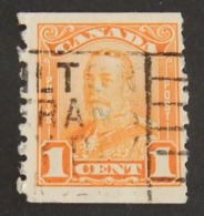 "CANADA YT 140 A OBLITÉRÉ ""GEORGE V"" ANNÉE 1930/1931 - Gebruikt"