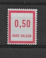 Fictif N° 12 De 1932 ** TTBE - Cote Y&T 2019 De 4 € - Phantomausgaben