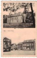 Spy - Le Château - La Vieille Place - Grue Motorisée^^ - Belle Carte - Bon état - Jemeppe-sur-Sambre