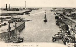 59 - DUNKERQUE - L'ENTRÉE DU PORT - Dunkerque