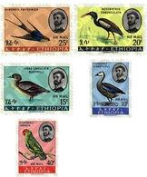 Ref. 37029 * MNH * - ETHIOPIA. 1967. BIRDS . AVES - Ethiopie