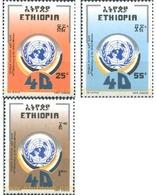 Ref. 312108 * MNH * - ETHIOPIA. 1985. ANNIVERSARY OF THE UN . ANIVERSARIO DE LA ONU - Ethiopie