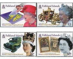 Ref. 586897 * MNH * - FALKLAND Islands. 2015. QUEEN ELIZABETH II . REINA ISABEL II - Falkland