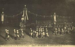Japan, Funeral Of H.I.M. The Empress Dowager Shōken (1914) I - Japan