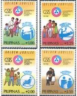 Ref. 313383 * MNH * - PHILIPPINES. 1987. SISTEMA MEDICO - Medicine
