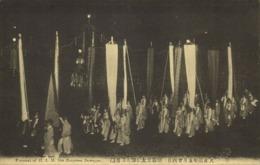 Japan, Funeral Of H.I.M. The Empress Dowager Shōken (1914) II - Japan