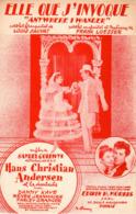 ZIZI JEANMAIRE / DANNY KAYE - ELLE QUE J'INVOQUE - 1951 - DU FILM HANS CHRISTIAN ABDERSEN ET LA DANSEUSE - EXC ETAT - - Musique & Instruments