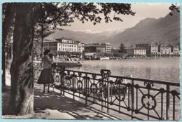 Svizzera - Canton Ticino - Lugano : Quai - TI Tessin