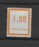 Fictif N° 37 De 1935 * TBE - Cote Y&T 2019 De 2,40 € - Fictifs