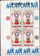 Gibraltar Used SS, Very Large Left Side - Us Independence