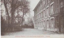 CPA De CHOISY Le ROY - Institution Racine -La Façade - Choisy Le Roi