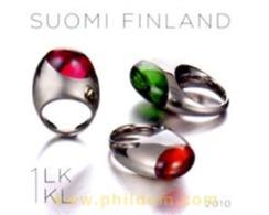 Ref. 252662 * MNH * - FINLAND. 2010. ANILLO - Finland