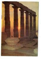 GREECE - AK 362151 Cape Sounion - Temple Of Poseidon - Greece
