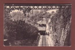 Vaud - Montreux - Arrivée Du Funiculaire De GLION En Gare De TERRITET - VD Vaud