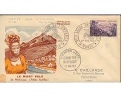 Ref. 583657 * MNH * - FRANCE. 1955. LANDSCAPES . PAISAJES - Cartas